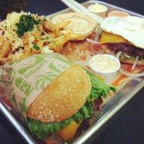 Super Duper Burger