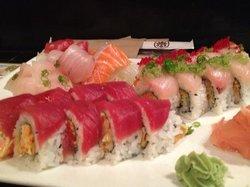 Ginza Sushi Bar & Korean BBQ