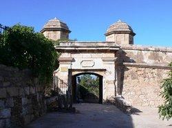 Porte de Santon
