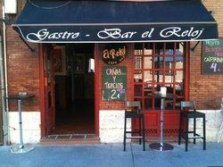 El Reloj Cafe Bar