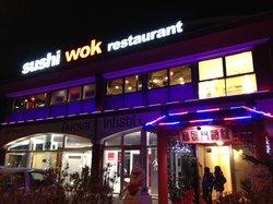 Sushi Wok Restaurant