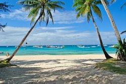 Boracay, white sand beach  (54425851)
