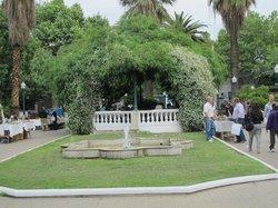 Plaza Pellegrini
