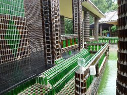Wat Larn Kuad - Beer Bottle Temple