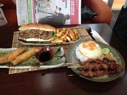 Dahon Gourmet Tea Lounge