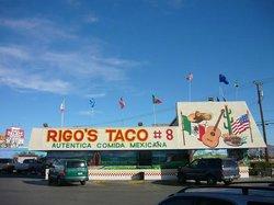 Rigo's Tacos #8