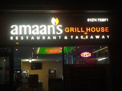 Amaan's Grill House