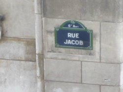 Rue Jacob