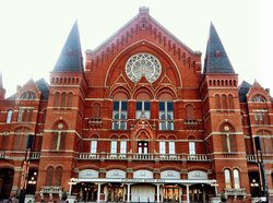 Cincinnati Music Hall - TEMPORARILY CLOSED