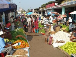 Mapusa Friday Bazaar