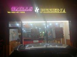 Grillas&Pizzeria