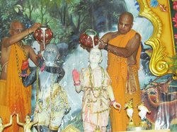 ISKCON Amravati, Sri Sri Rukmini Dwarkadhish
