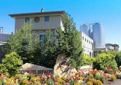 Deschutes Brewery Tour