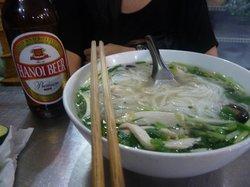 Pho Ga - Bun Thang