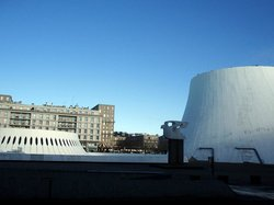 Le Volcan : Scène Nationale du Havre