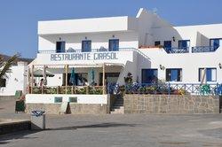 Restaurante Girasol Casa Margucha