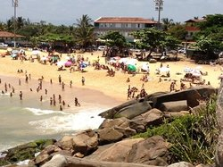 Barra do Jucu Beach