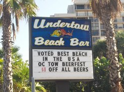 Undertow Beach Bar