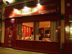 Delphi Cafe & Restaurant