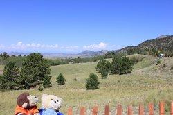 Collegiate Peaks Scenic Overlook