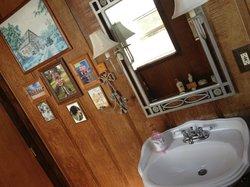 Ladies' restroom
