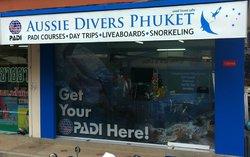 Aussie Divers 普吉島淺水