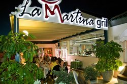 Restaurant La Martina Grill