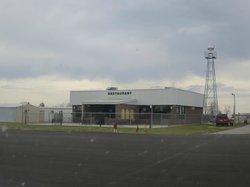 London-Corbin Airport Hangar Restaurant