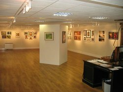 Laxey Woollen Mill and Gallery