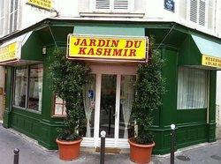 Le jardin du Kashmir