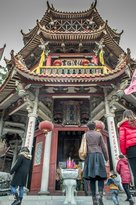 Mazu Temple of Meizhou