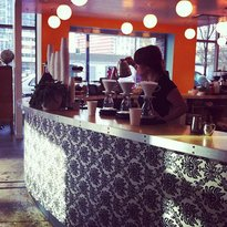 Voltage Coffee and Art