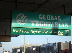 Global Vegetarian Cafe