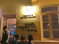 Veggie Moon Vegetarian & Sea Food Restaurant