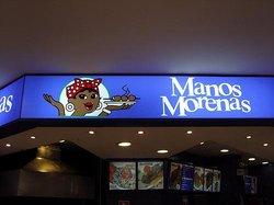 Manos Morenas