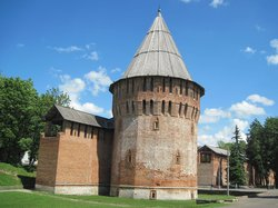 Thunder Tower of the Smolensk Fortress