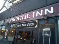 ‪The Brogue Irish Pub‬