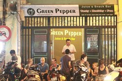 Green Pepper Beer Corner