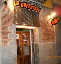La Curruteka Bar