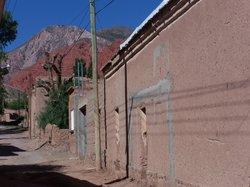 Las calles de Uquía