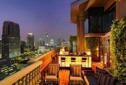 The Speakeasy Rooftop Bar
