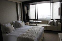 Chambre Deluxe, 18eme etage