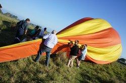 黄金海岸热气球