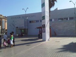 Estacion Intermodal de Almeria