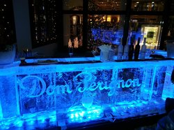 Ice bar! (only in winter...