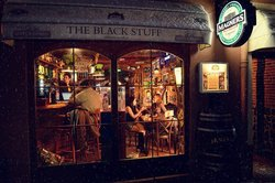 ‪The Black Stuff Irish Pub & Whisky Bar‬