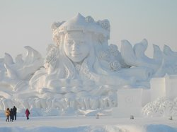 Harbin Fantasy Snow World
