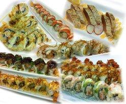 Miki's Sesame Sushi