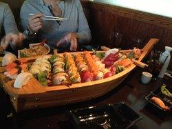 Aji Sushi & Teppan