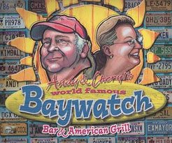 Andy and Cheryl's Baywatch